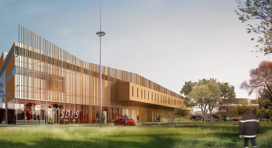Tvaa agence d 39 architecture thierry van de wyngaert et for Chaumont haute marne